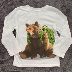 Toddler Boy Long-Sleeve T-shirts #4